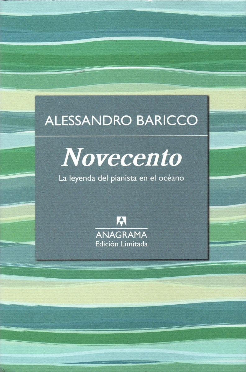 """Novecento"", de Alessandro Baricco"